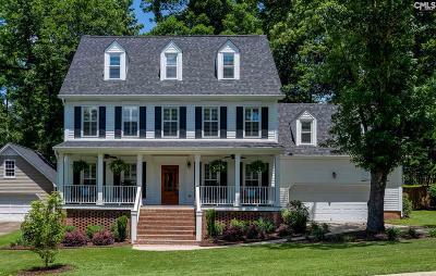 Columbia Single Family Home For Sale: 5949 Hampton Leas