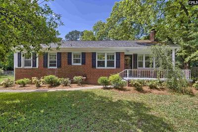 West Columbia Single Family Home For Sale: 1304 Duke