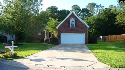 Irmo Single Family Home For Sale: 105 Delaine Woods