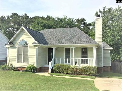 Irmo Single Family Home For Sale: 604 Riverwalk Way