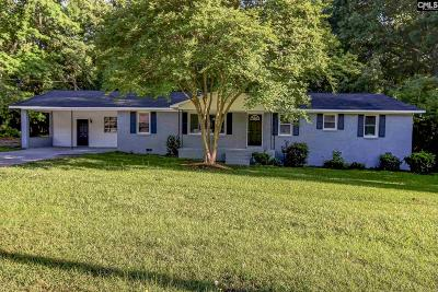 Columbia Single Family Home For Sale: 609 Piney Grove