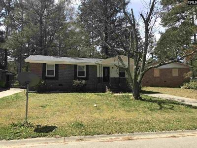 Columbia Single Family Home For Sale: 300 Beaverbrook