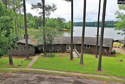Lexington County, Newberry County, Richland County, Saluda County Single Family Home For Sale: 45 Lookout