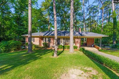 Richland County Single Family Home For Sale: 5857 Woodvine