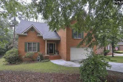 West Columbia Single Family Home For Sale: 208 Winchester