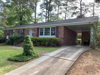 Richland County Single Family Home For Sale: 1728 Fairhaven