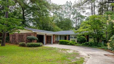 Forest Acres, Shandon Single Family Home For Sale: 122 Ila