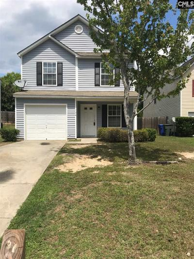 Columbia Single Family Home For Sale: 134 Cottage Lake