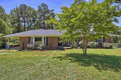 West Columbia Single Family Home For Sale: 1133 Rutland