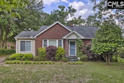 West Columbia Single Family Home For Sale: 1335 G