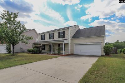 West Columbia Single Family Home For Sale: 279 Hunters Mil