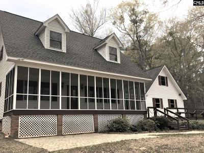 Leesville Single Family Home For Sale: 134 Dutch