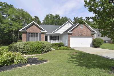 Irmo Single Family Home For Sale: 220 Gleneagle