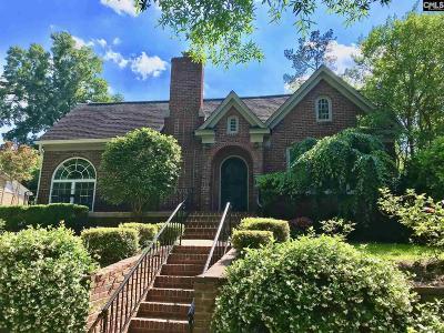 Columbia Single Family Home For Sale: 319 Waccamaw
