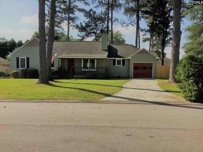 Aiken Single Family Home For Sale: 123 Trailwood #1