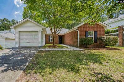 Columbia Single Family Home For Sale: 19 Twin Oaks