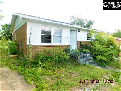 Columbia Single Family Home For Sale: 208 Ranchero