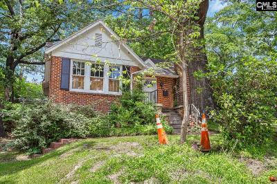 Single Family Home For Sale: 831 Poinsettia
