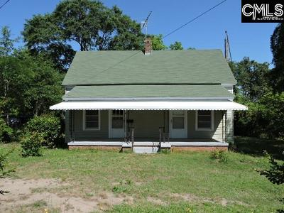 Newberry County Single Family Home For Sale: 2049 Piedmont