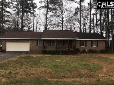 Newberry County Single Family Home For Sale: 2012 Walton