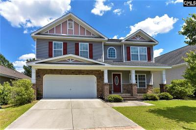 Lexington County, Richland County Single Family Home For Sale: 122 Emanuel Creek
