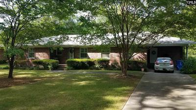 Columbia Single Family Home For Sale: 62 Dinwood