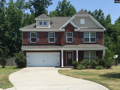 Blythewood Single Family Home For Sale: 390 Quiet Creek