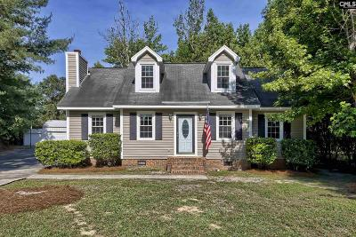West Columbia Single Family Home For Sale: 104 Ebony