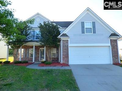 Columbia Single Family Home For Sale: 269 Baccharis