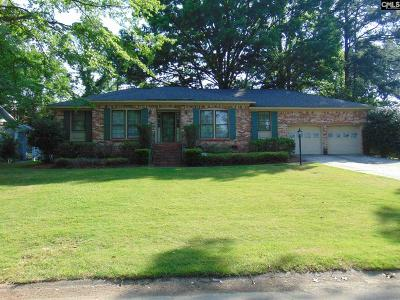 Irmo Single Family Home For Sale: 348 Saint Albans