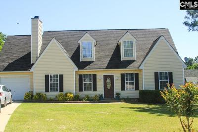 Lexington County Single Family Home For Sale: 220 Chaps