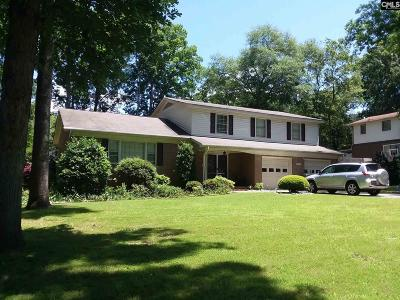Columbia Single Family Home For Sale: 307 Sterling Bridge