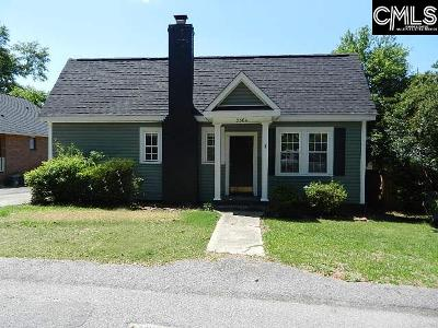 Columbia Single Family Home For Sale: 3304 Cannon