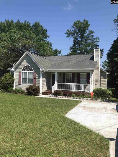 Blythewood Single Family Home For Sale: 7 Dawson Pond