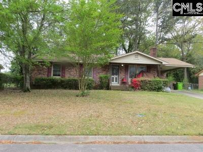 Richland County Single Family Home For Sale: 5811 Brentfield
