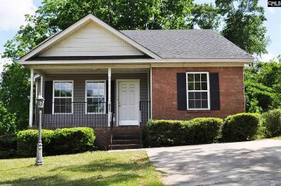 Richland County Single Family Home For Sale: 828 Dixie