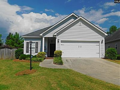 Batesburg SC Single Family Home For Sale: $142,000