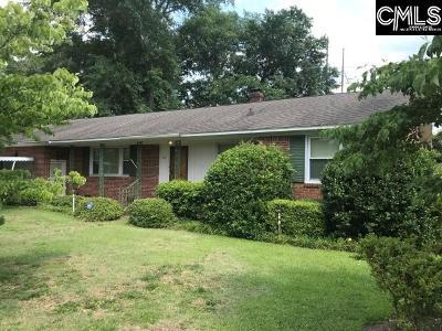 Single Family Home For Sale: 107 N Eden