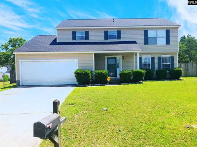 Columbia SC Single Family Home For Sale: $152,000