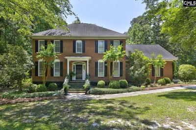 Blythewood Single Family Home For Sale: 264 Columbia Club