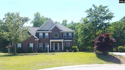 Blythewood Single Family Home For Sale: 51 Creek Bluff Ct