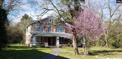 Newberry County Single Family Home For Sale: 139 N Main