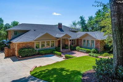 Lexington County, Richland County Single Family Home For Sale: 4646 Pine Grove