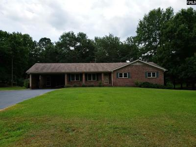 Newberry County Single Family Home For Sale: 353 Brown