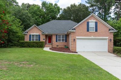 Richland County Single Family Home For Sale: 105 Frasier Bay