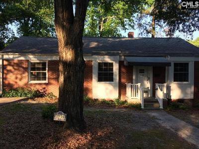 Columbia Single Family Home For Sale: 3238 Bagel