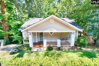 Single Family Home For Sale: 719 Darlington