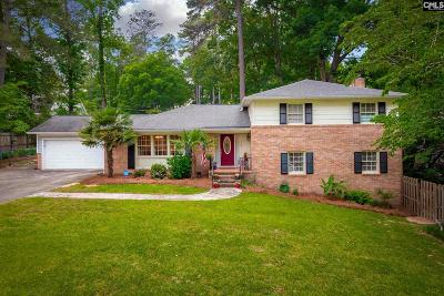 Columbia Single Family Home For Sale: 1729 Gamewell