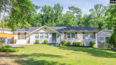 Columbia Single Family Home For Sale: 55 Downing