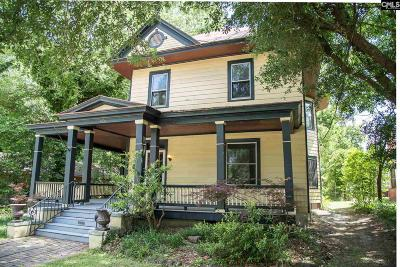 Sumter Single Family Home For Sale: 424 W Hampton